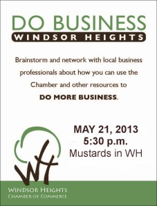 Do Business Windsor Heights Flyer